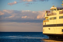 Oak Bluffs, MA - 8/7/16 - #365 (joefgaylor) Tags: marthasvineyard ferry boat ocean water atlantic fjgaylor josephgaylorphotographer fineartphotography joegaylorphotography joegaylor