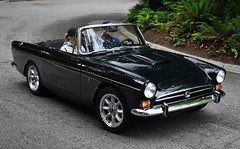 Sunbeam Tiger Mk. I (Custom_Cab) Tags: sunbeam tiger v8 260 sports car blue mark mk i 1 1964 1965 1966 1967