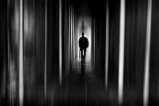 Ghost of the men in black (MIB)
