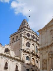 Parrocchia di S. Francesco all'Immacolata (SixthIllusion) Tags: chiesa church barocco baroque noto sicily sicilia italy travel travelling