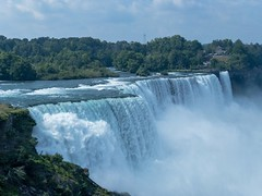 Niagara Falls, NY (Patrick Gregerson) Tags: tourist sunny sunday iphone7plus statepark impressive massive waterfalls newyork ny niagarafalls