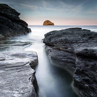 Gull Rock Sunrise