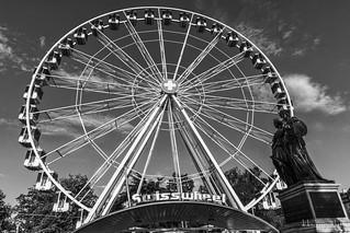 Swiss wheel