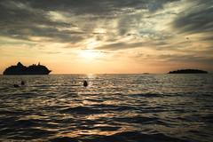 Rovinj (Catstet) Tags: ship sunset hrvatska rovinj pentax nature travel 2470 people landscape sky girl water photo sea k1m2 island k1ii