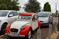 Citroen 2cv Dolly (Dayoff171) Tags: citroen dolly car 2cv hoby leicestershire england unitedkingdom greatbritain