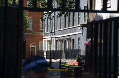 #10 Downing Street (afagen) Tags: london england uk unitedkingdom greatbritain westminster downingstreet 10downingstreet number10