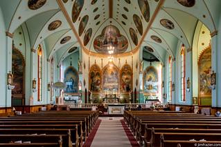 St. Ignatius Mission - Interior