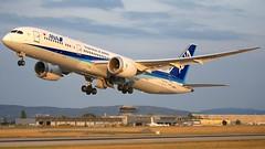 JA880A (Breitling Jet Team) Tags: ja880a ana all nippon airways euroairport bsl mlh basel flughafen lfsb