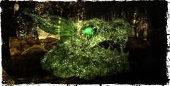 ~*SR*~ Puck`s  Magical Hideout 01 (Mondi Beaumont) Tags: sl hunt gift midsummer night dream grid wide gridwide sweet revolutions sweetrevolutuins ~sr~ dragon overgrown garden deco decoration mystic magic fantasy secondlife
