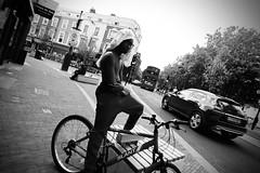 IMG_3451 (JetBlakInk) Tags: streetphotography streetscene candid boycycling cyclist cycle bicycle bike afro
