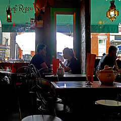 New York, Café Reggio, je suppose.... (pom'.) Tags: panasonicdmctz101 august 2018 usa america northamerica stateofnewyork newyorkcity empirestate newyorkmetropolitanarea manhattan people unitedstatesofamerica greenwichvillage 119macdougalstreet soho washingtonsquarewest desattractionsdésastre étiennedaho daho 1991 caffereggio cappuccino 100 americanwayoflife theamericans 5000
