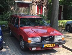 1986 Volvo 740 GL 2.3 Automatic Estate (rvandermaar) Tags: 1986 volvo 740 gl 23 automatic estate volvo740 volvo740estate sidecode7 93trs4