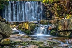 IMGP0735 (Bogdan Krawczyk) Tags: river aqua stone wodospad waterfall