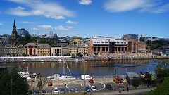 The Great Exhibition of the North in Newcastle upon Tyne (WISEBUYS21) Tags: newcastleupontyne rivertyne great exhibition north fountain water gateshead tyne wear northeastofengland 2018 22nd june wisebuys21