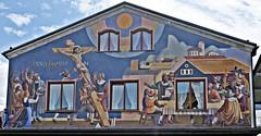 Baviera (Jambo Jambo) Tags: oberammergau garmischpartenkirchen baviera germania germany affreschi frescoes sonydscrx100 jambojambo