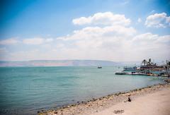 Sea of Galilee (כנרת) (Ramses Leroi) Tags: israel tiberias galilee