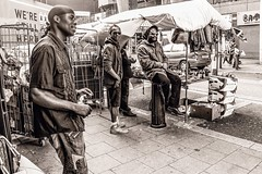 Brixton street (sophie_merlo) Tags: brixton street london candid people market streetmarket
