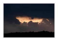 Les portes de l'enfer / Oron-la-Ville - Suisse (PtiteArvine) Tags: enfer orage ciel coucherdesoleil sunset nuages oronlaville romandie suisse crépuscule
