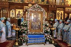 37. Святогорской иконы Божией Матери в Лавре 30.07.2018