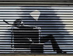 Blown Away, Almost (vern Ri) Tags: graf graffiti fuji art pop street