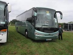 Holmeswood Coaches PO12EOA 19062018b (Rossendalian2013) Tags: holmeswoodcoaches bostockscongleton bus coach royalcheshireshowground tabley vdl sb4000 beulas stergo spica po12eoa
