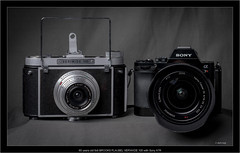 60 years old 6x9 BROOKS PLAUBEL VERIWIDE 100 with Sony A7R (Dierk Topp) Tags: brooksplaubelveriwide100 ilce7rii micronikkorpc85mm28 plaubel superangulon847mm veriwide analog cameras gear kameras product superwide tiltshift ultrawideangle wideangle