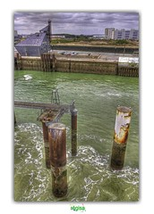 PORT de CALAIS (3) (régisa) Tags: port calais manche channel
