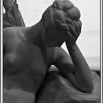 13 - Musée Camille Claudel - Alfred Boucher, La Pensée, Après 1907, Marbre - Détail thumbnail