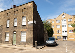 Windmill Walk and Roupell Street   Remembrance of the Daleks locations   Doctor Who   Waterloo   August 2018 (Paul Dykes) Tags: london england unitedkingdom gb remembranceofthedaleks sylvestermccoy seventhdoctor 7thdoctor 1988 season25 filminglocation waterloo