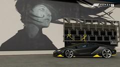 Lamboghini Centenario (nikitin92) Tags: game screenshots vidoegame car hypercar lamboghini centenario racing road forzamotorsport7 4k pc
