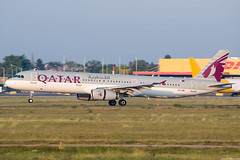 A7-AID (Andras Regos) Tags: aviation aircraft plane fly airport spotter spotting bud lhbp landing qatar airbus a321