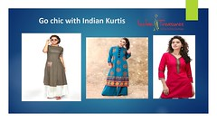 Go Chic with Indian Kurti - Indian Treasures (Indian Treasurers Boutique) Tags: go chic with indian kurti treasures