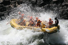 1. White Water River Rafting