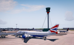BAW209 | LHR-MIA | B747-400 (Pilot Tris) Tags: prepar3d flight flying plane aeroplane airplane computer gaming flightsim sim simulator cockpit aerial sky landscape city aircraft mountain road grass people clock
