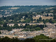 Bath viewpoint from Prior Park 2018 08 02 #7 (Gareth Lovering Photography 5,000,061) Tags: bath prior park nationaltrust gardens palladian bridge serpentine lakes viewpoint england olympus penf 14150mm 918mm garethloveringphotography
