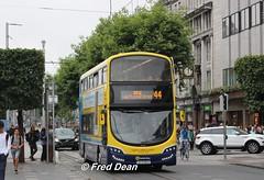 Dublin Bus SG117 (152D14674). (Fred Dean Jnr) Tags: dublin july2018 dbrook dublinbus busathacliath dublinbusyellowbluelivery volvo b5tl wright eclipse gemini gemini2 dublinbusroute44 sg117 152d14674 oconnellstreetdublin gemini3 wrightbus