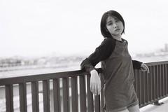 ILFORD DELTA 400 (19) (Waynegraphy) Tags: waynegraphy waynelee nikon nikonf3 50mmf18d 50mm ilford ilforddelta film 35mm malaysia girl ladies blackandwhite