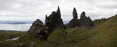 Scotland 2018 - Old Man Of Storr (EOS.5Dan) Tags: ecosse scotland skye isleofskye old man storr panorama landscape wild wildlandscape nature rocher rock panoramic 5dmarkii 5d2 canon 2018 paysage lightroom daylight 1740mm 1740mmlisusm