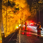 Fire Fighting at Night, variant thumbnail