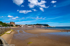 Scarborough-16 (Richard__K) Tags: scarborough eastcoast seaside coast eastyorkshire yorkshire water sea landscape southbay
