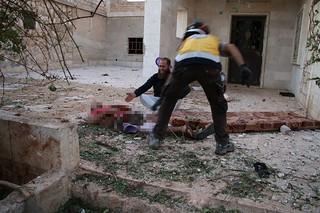 Halep'te ölü sayısı 37'ye yükseldi