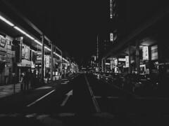 See-through (canu1832) Tags: japan kumamoto tour kyushu city blackandwhite dim shaded