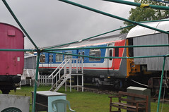 Class 457 67300, Electric Railway Museum, 10/09/2017 (Headcode) Tags: emu demu class457 class210 54000 60300 67300 7001 210001 br britishrail nse networksoutheast nseredwhiteblue derbyworks brelderby dtso electricrailwaymuseum erml rowleyroad baginton coventry coventryairport coventryairfield warwickshire england britain gb uk train rail railway railways museum openday 10sep2017 10092017 9102017 dsc2656 ©robertchilton