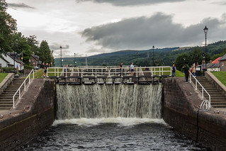 Fort Augustus locks (7)