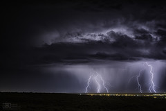 Night entry (Dave Arnold Photo) Tags: nm nmex newmex newmexico loslunas belen manzano mountain range lightning lightening monsoon desert storm stormy thunderstorm thunder image pic us usa picture severe photo photograph photography photographer davearnold davearnoldphotocom nighttime sun scenic cloud rural summer badweather top wet night canon 5d mkiii 24105mm huge big valenciacounty landscape nature outdoor weather rain rayo cloudy sky cloudburst raincolumn rainshaft season mountains southwest monsoons strike ray albuquerque elcerro hill lasmaravillas