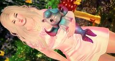 ✿ Pegasus  ✿ (Thaisakerman) Tags: kawaii kitty lana limerence yokai photo photosecondlife photosl photograf photography pink pegasus michan sl secondlife secondlifephoto sencondlife game gameonline good gril blogger brazil bloggersl online
