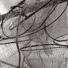 Schleswig-Holm (Wolfgang Jünemann) Tags: schleswig holm germany deutschland trixpan rolleicordvb 120 rollfilm mediumformat analog noiretblanc fischer fisherman hafen harbour schleswigholstein kodak adox atomal