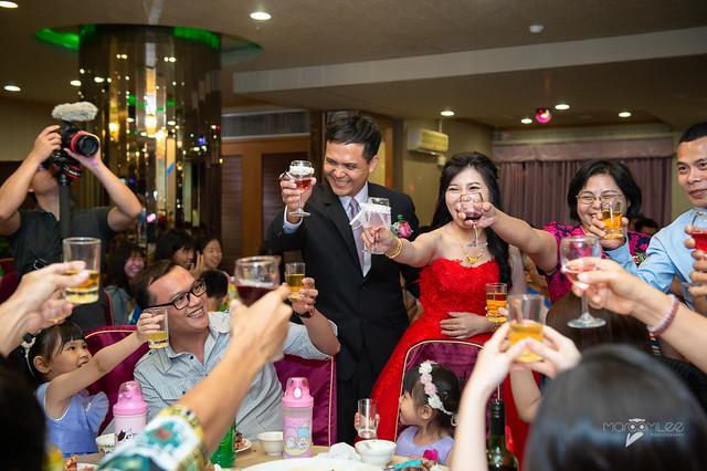 Sean&Alice-高雄皇家尊龍大飯店宴客-婚禮記錄-107