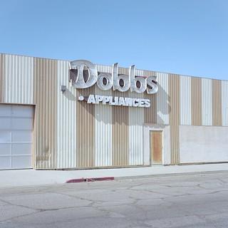 dobbs appliances. blythe, ca. 2018.