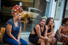 Roda de conversa Ser Mulher Negra  © DouglasLopes (5 de 16)